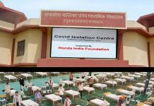 Honda India Foundation opens COVID-19 isolation centers in Haryana & Rajasthan