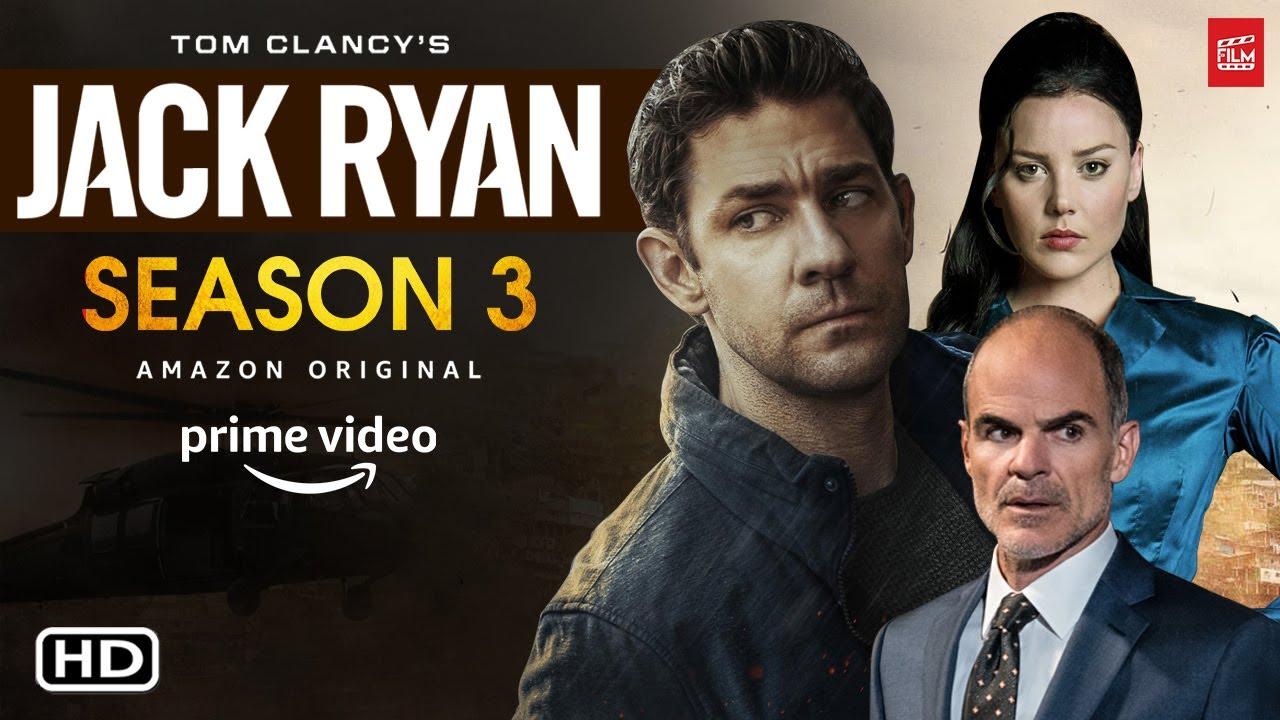 Jack Ryan Season 3 Release Date Reddit Spoilers Watch Online Cast Crew
