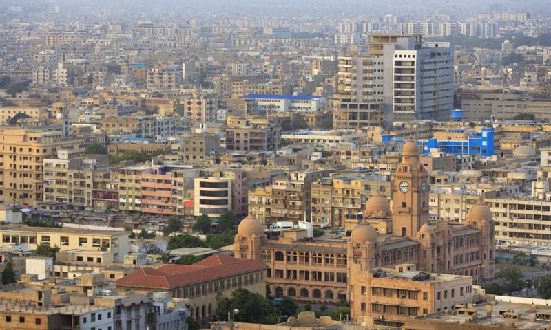 Karachi in world's ten least liveable cities