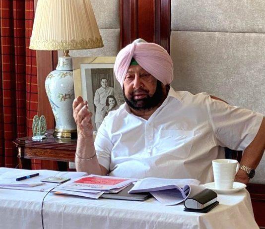 Punjab CM asks Modi to remit pending dues of scholarship scheme
