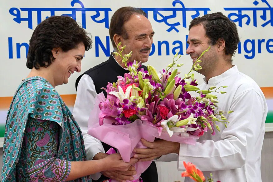Leaders across party line greet Rahul Gandhi on birthday