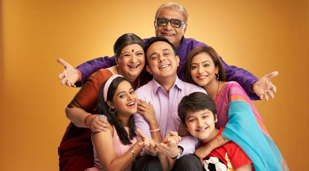 Mum's the word for Atharva in Sony SAB's Wagle Ki Duniya