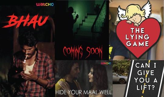 Weekend binge-watch with Watcho's Top 5 Original Short films