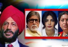 Indian film industry mourns Milkha Singh's death
