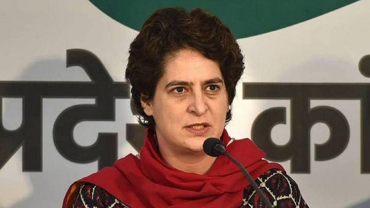 Priyanka slams govt for declaring false victory over Covid
