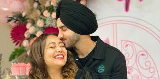 Neha Kakkar thanks hubby Rohanpreet for gifting her 'life'