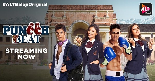 Watch Puncch Beat Season 2 Full Episodes on ALT Balaji