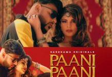 Badshah's 'Paani paani' crosses 100mn views on YouTube