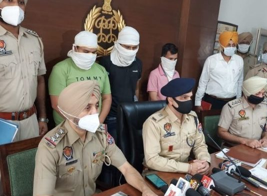 Punjab Police bust Covid-19 cyber scam, three held