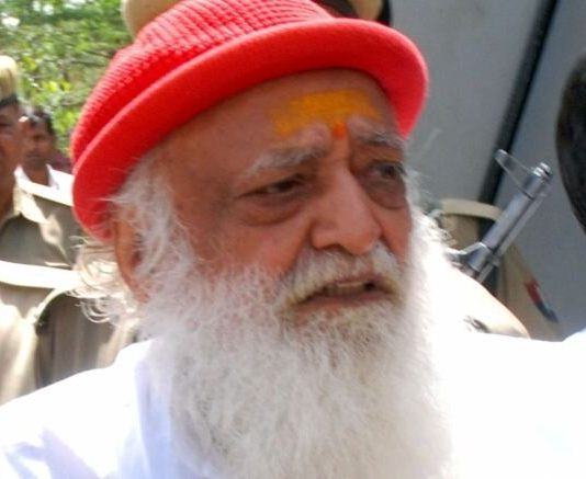 Asaram hospitalised with post-Covid complications