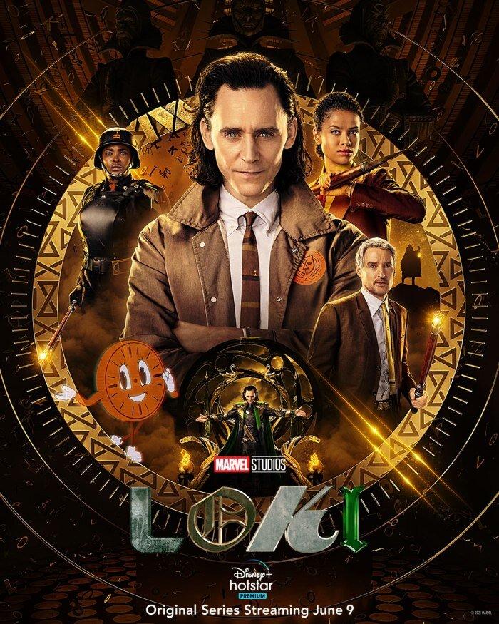 Watch Loki Episodes on Disney+ Hotstar (2021)