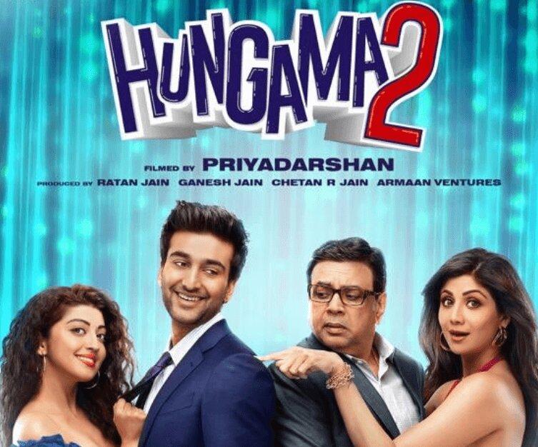 Hungama 2 Hindi Movie (2021)