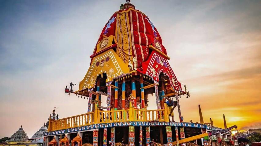 Rath Yatra Begins At Ahmedabad's Jagannath Temple