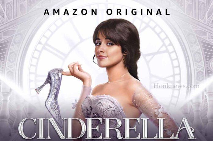 Camila Cabello's Cinderella Is Ready To Premiere on Amazon Prime
