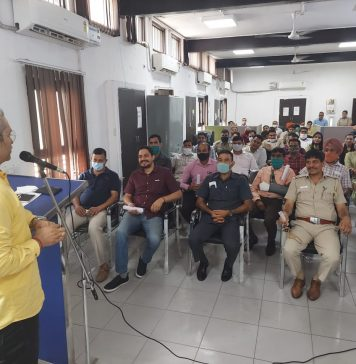 Cyber Crime Cell of Chandigarh Police organizes interactive session on mental health