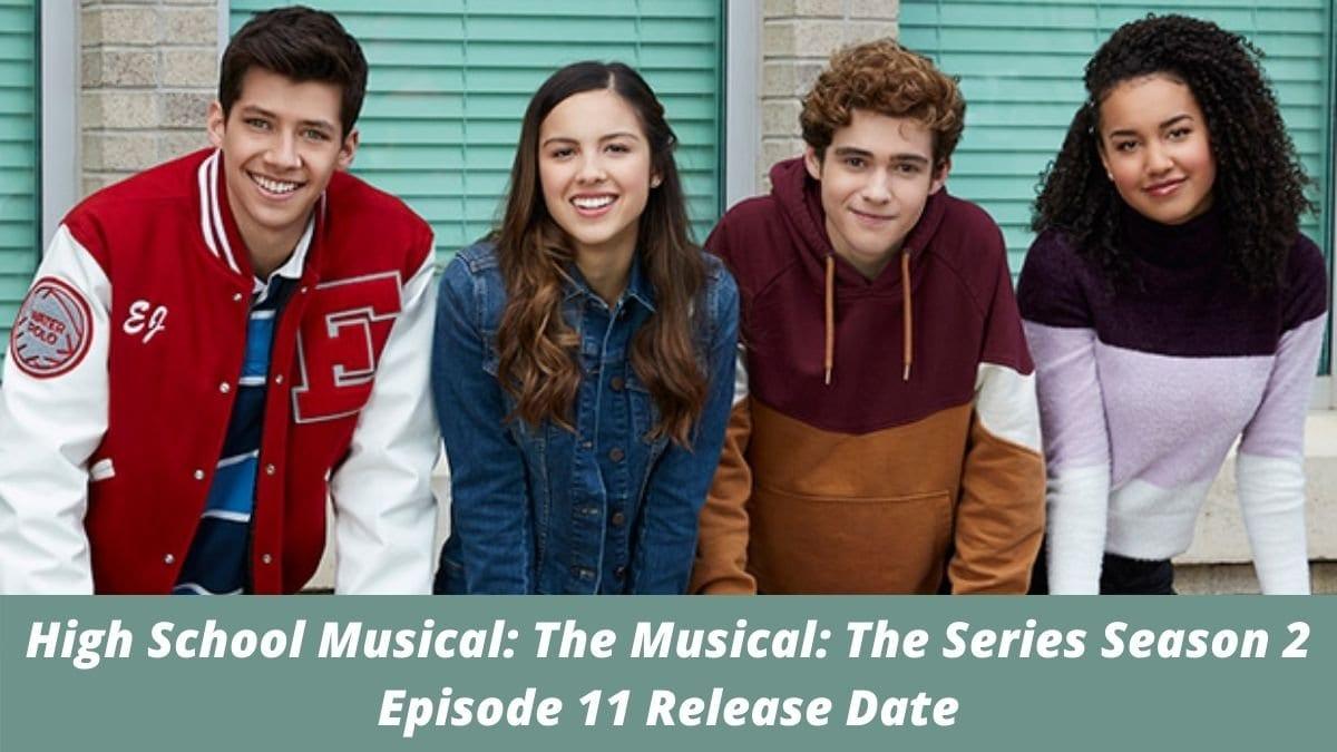 High School Musical: The Musical: The Series Season 2 Episode 11