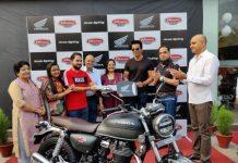 Honda 2Wheelers India Inaugurates BigWing in Chandigarh