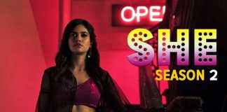 She Season 2 All Episodes Released On Netflix