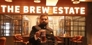The Brew Estate opens its 7th outlet in Mohali