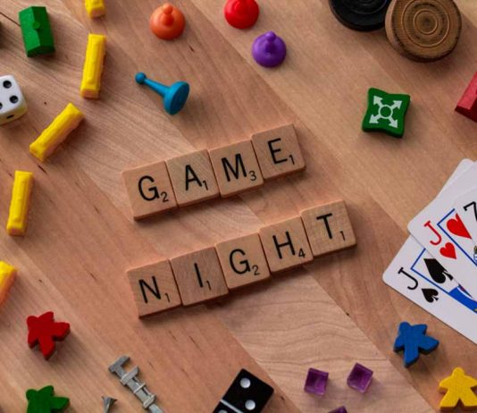 Top 5 Fabulous Ideas for Games Nights at Home