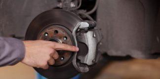 When To Change Your 2017 Nissan Rogue Brake Pads and Rotors
