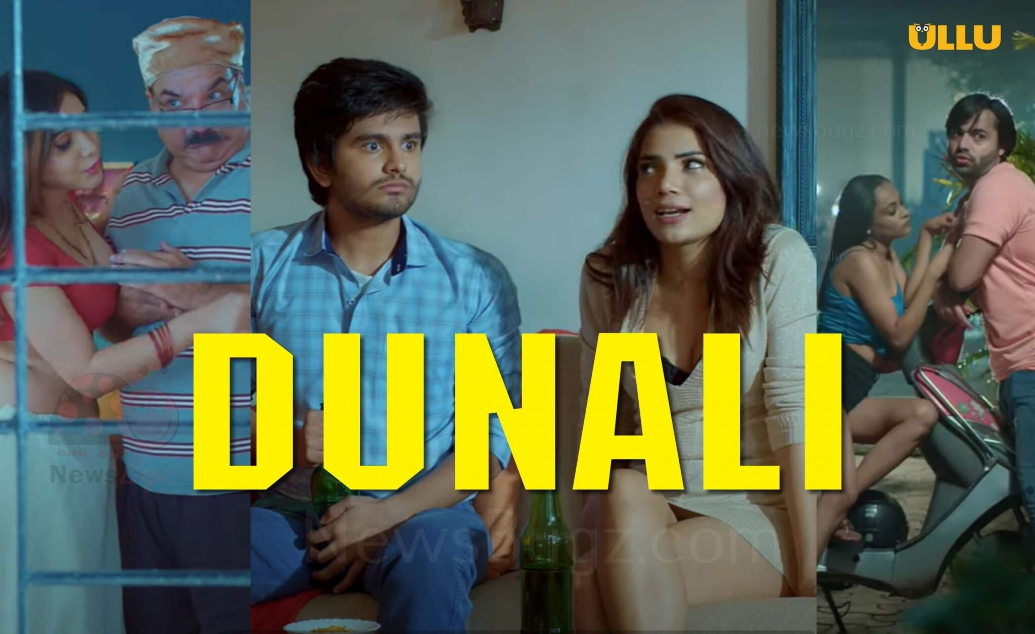 Watch Dunali Ullu Web Series Full Episode Online (2021)