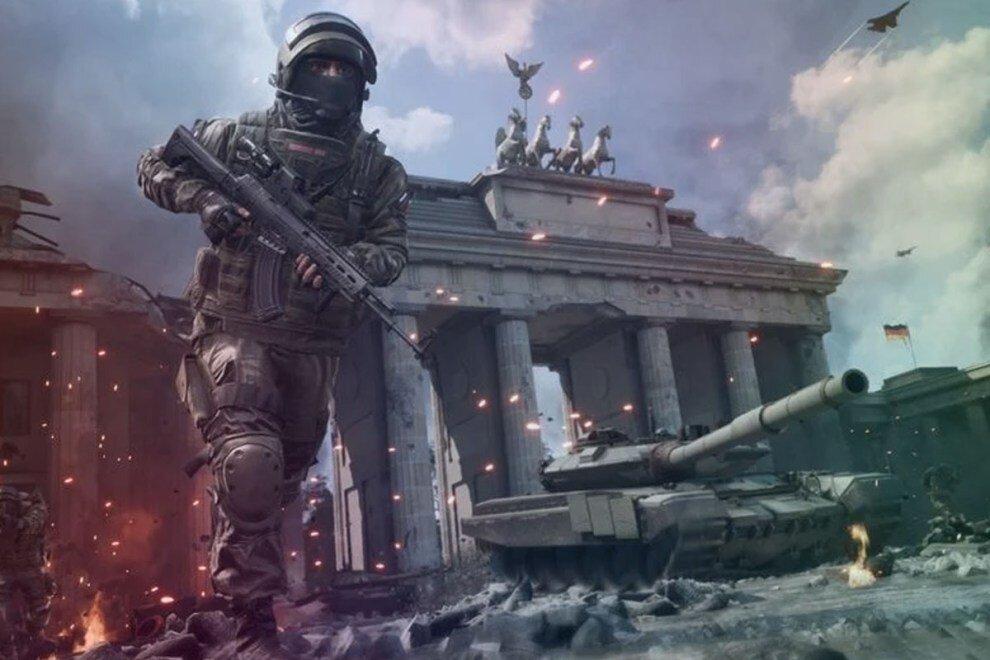 Battlefield-Like World War 3