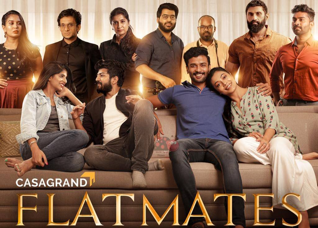 Watch Flatmates Web Series Full Episodes On JFW YouTube Channel