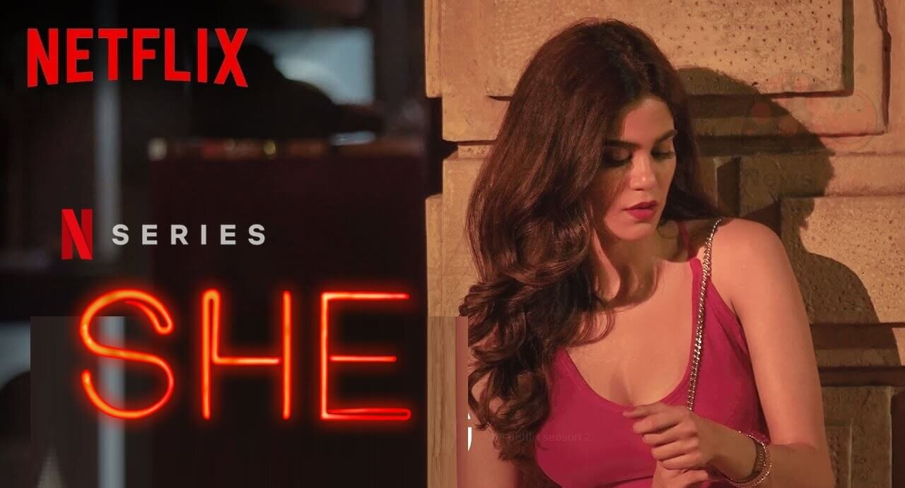 SHE Web Series Season 2 Full Episodes On Netflix | Aaditi Pohankar | NewZNew