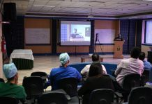 Fortis Hospital Mohali holds 7th Endovascular & Ultrasound-guided Venous Intervention Course-2021