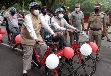 SmartBike along with CSCL is all set to change the course of commuting