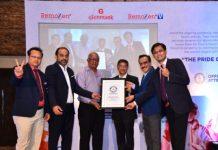 Glenmark Pharma creates a world record