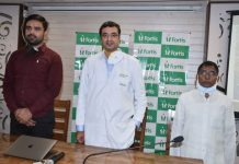 2 prostate cancer patients operated using using the advanced 4th generation robotic machine – DA VINCI at Fortis