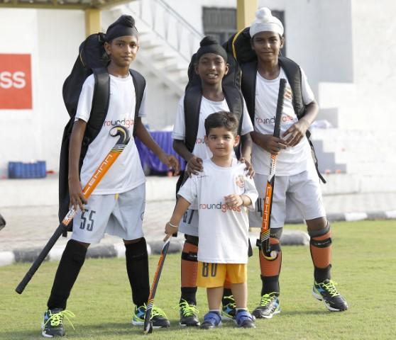 RoundGlass Punjab Hockey Academy kickstarts #JeetegaPunjab, to gift training kits to 580 kids