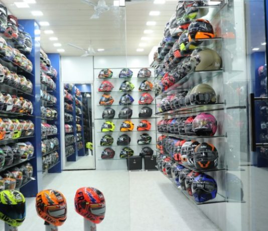 Steelbird introduced its new Riderz Shoppe in Jaipur