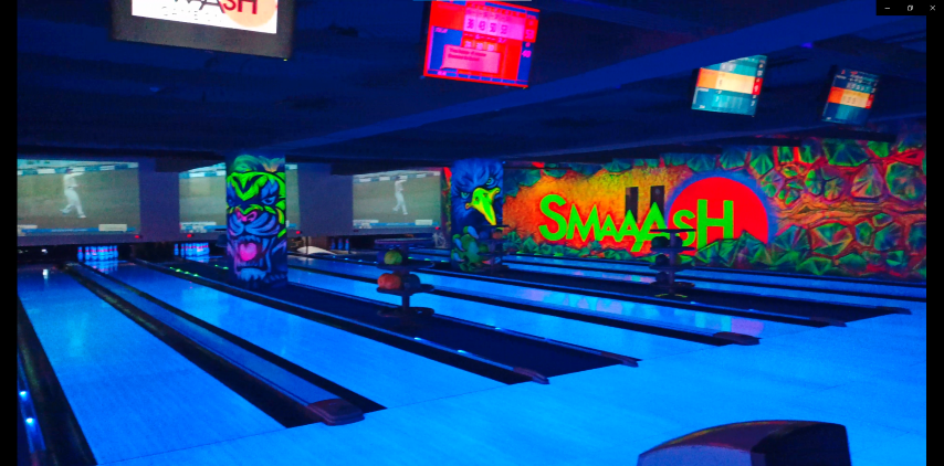 Chandigarh's Ultimate Entertainment Arena - SMAAASH launches in at Berkley's Square: