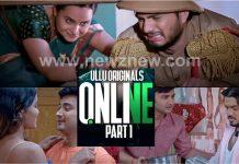 "Ullu New Web Series ""Online"""