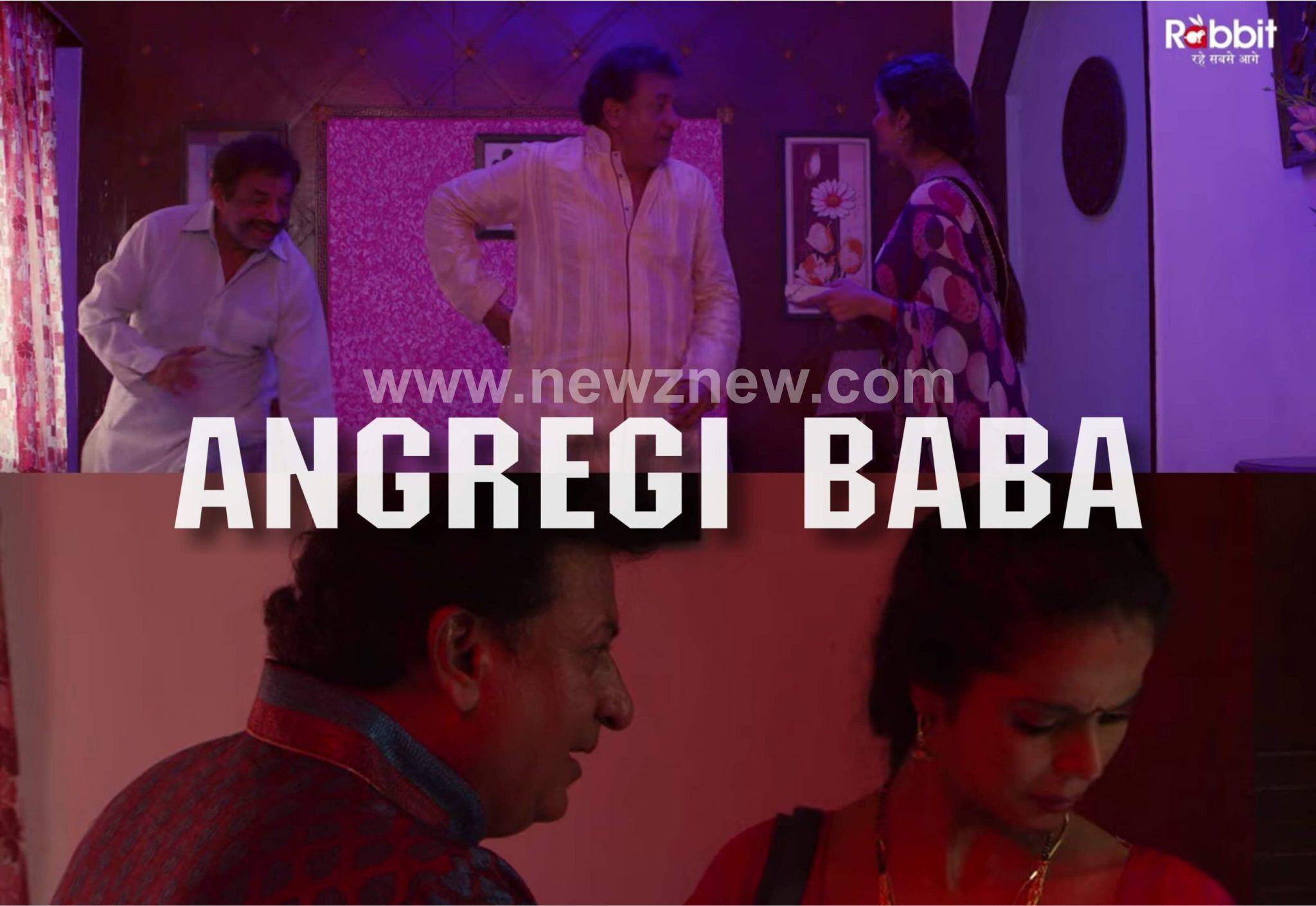Watch Angregi Baba Web Series (2021) on Rabbit Movies
