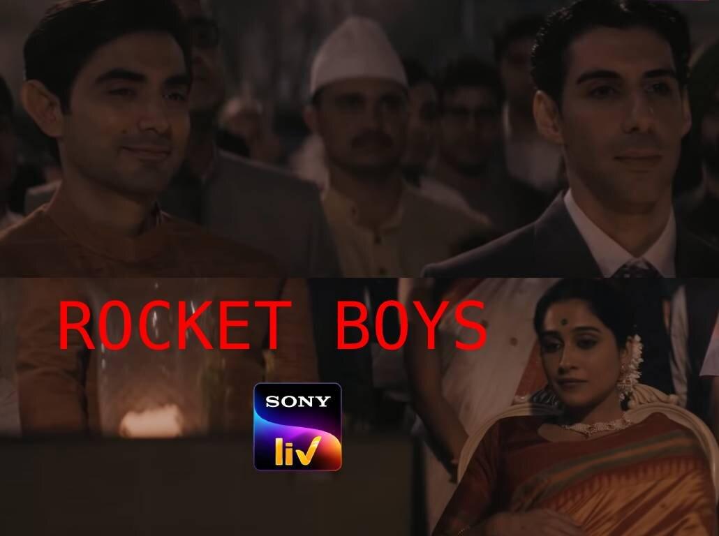Watch Rocket Boys Series (2021)