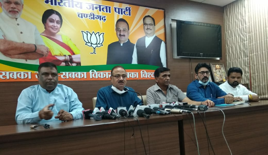 BJP's service and dedication campaign will run for 20 days on Modi's birthday