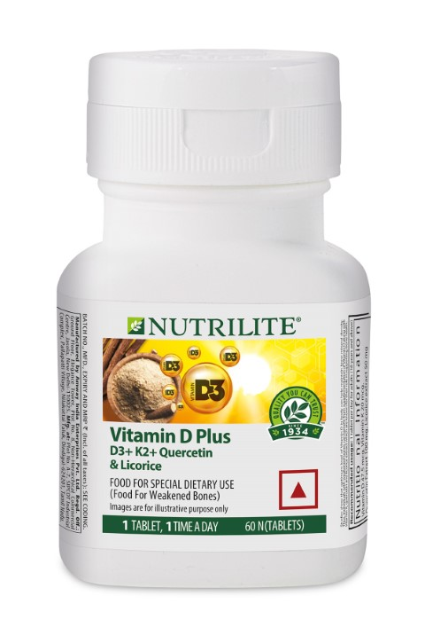 Amway India introduces Nutrilite Vitamin D Plus, exemplifying science & innovation
