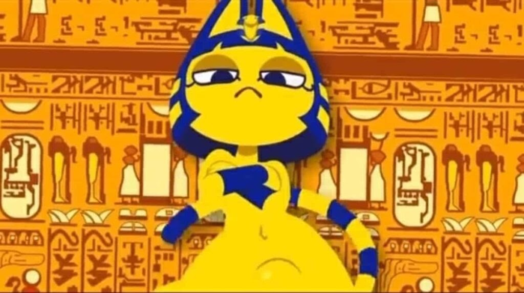 Ankha the Zone Original Video Viral Online Webseries Animal crossing All Episodes