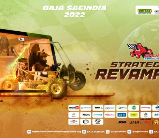 BAJA SAEINDIA 2021 commences its 15th edition