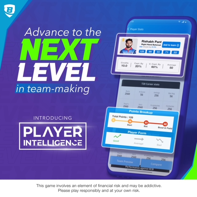 BalleBaazi.com launches Player Intelligence