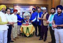 54th Engineers Day Celebrated by 'Punjabi Engineers Welfare Society'