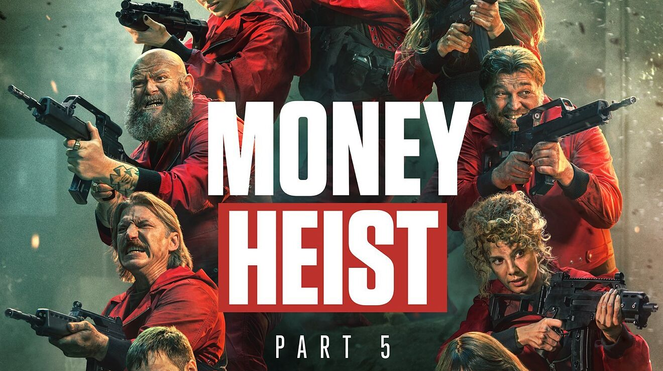 Money Heist Season 5 All Episodes Watch In Hindi On Netflix App Spoilers And Review