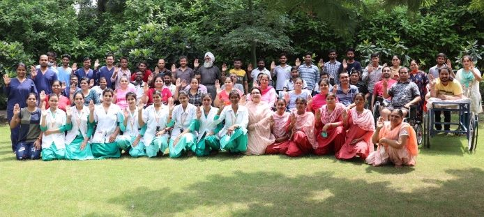 Chandigarh Spinal Rehab takes pledge to make 'City Beautiful' wheelchair accessible