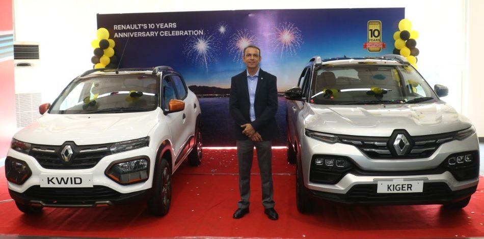 RENAULT LAUNCHES THE ALL-NEW KIGER RXT(O) & KWID MY21