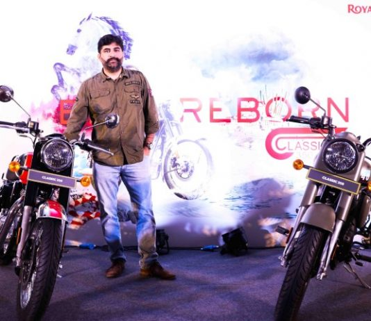 The All-New Royal Enfield Classic 350 - Legend Reborn