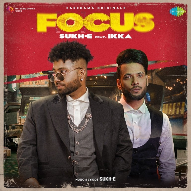Sukh-E and Ikka's latest track 'FOCUS' is all style and glamour